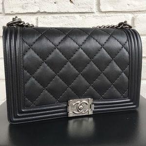 💯% Authentic Boy Chanel Handbag